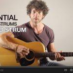 ballad strum video lesson