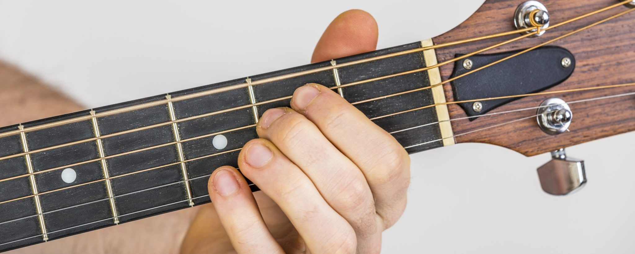 The Easy Way to Learn Guitar Chords Fast