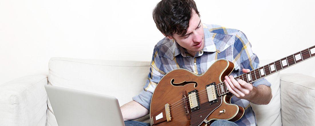 Beginner Guitar Method – Stage 1