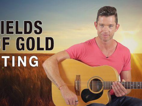 Fields of Gold by Sting ⋆ Jamorama